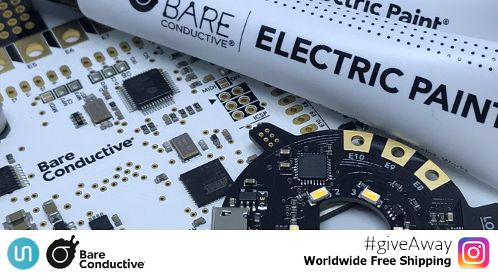 giveAway Bare Conductive